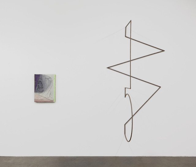 , 'Dictionary of Insubordinate Geometry (DIG) #2,' 2014, Luis De Jesus Los Angeles