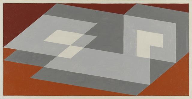 , 'Tenayuca,' 1943, Hammer Museum