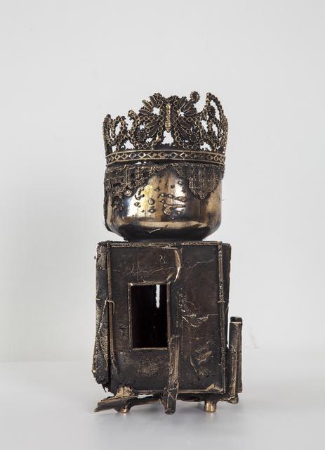 Joris Van de Moortel, 'Thurible 1 ', 2018, Sculpture, Bronze, Galerie Nathalie Obadia