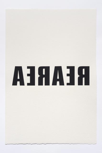 , 'Rear Area,' 2015, The Aldrich Contemporary Art Museum