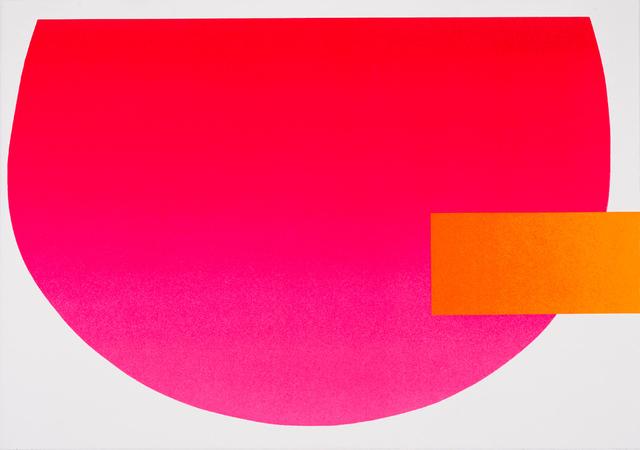 Rupprecht Geiger, 'Rot Aktiv', 2007, Walter Storms Galerie