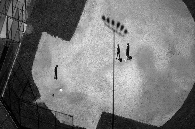 , 'US Government Over Flight Zone,' 2013, Anastasia Photo