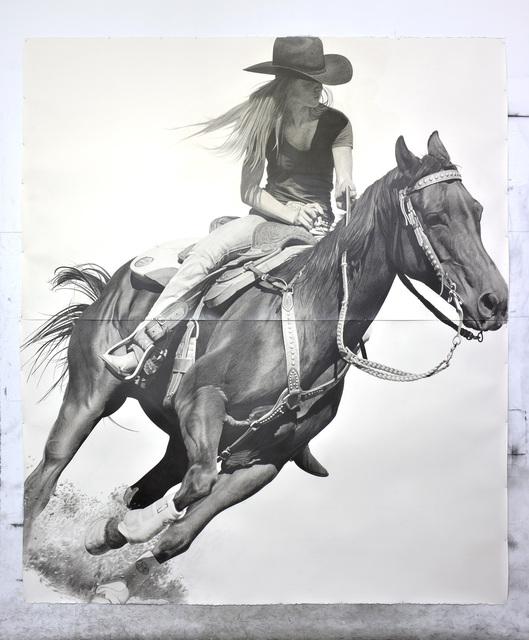 ", '""Rodeo"",' 2016, Wentrup"