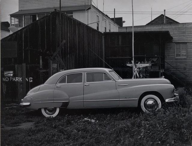C. Cameron Macauley, 'Monterey, California', 1950, Photography, Vintage Gelatin Silver Print, Michael Dawson Gallery