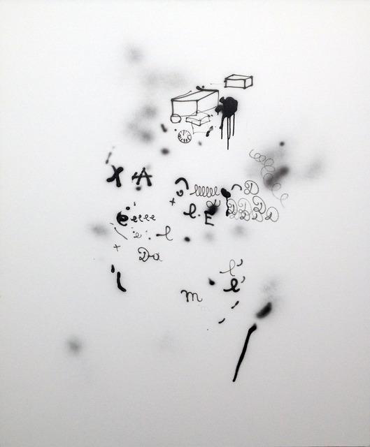 , 'DDD (Clock),' 2013, Halsey McKay Gallery