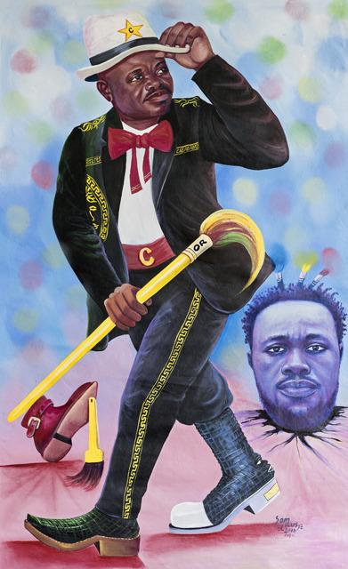 , 'Sherif Cherin,' 2016, Africa Bomoko