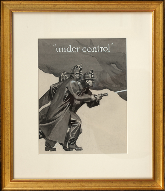 , 'Under Control,' ca. 1907, Thurston Royce Gallery of Fine Art, LTD.