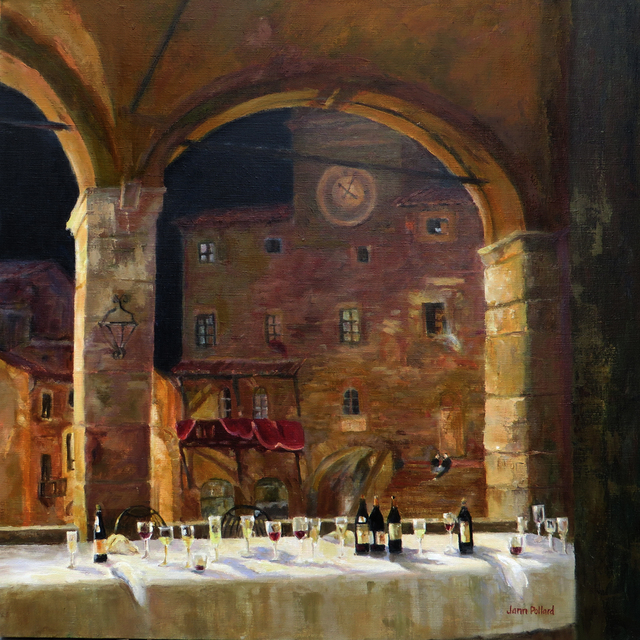 , 'Wine to Table - Cortona,' 2018, Open Mind Art Space