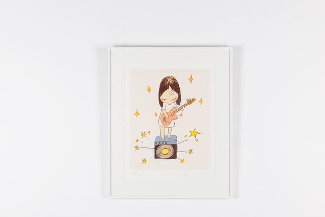 , 'Guitar Girl,' , H.ARTS COLLECTIVE
