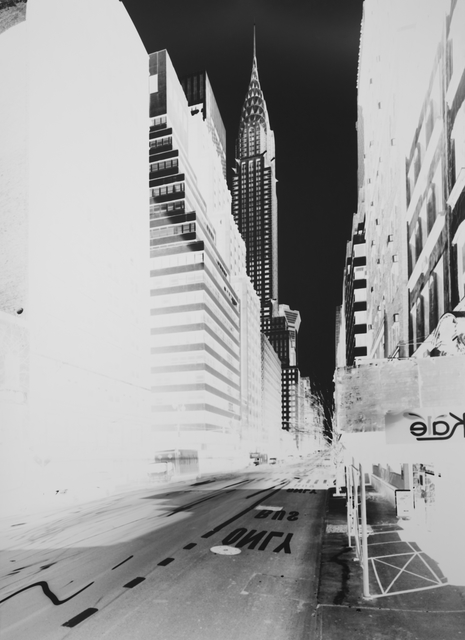 , 'Chrysler Building, April 1,' 2015, Weinstein Gallery - Minneapolis