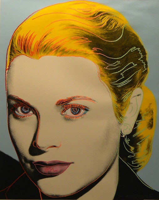 , 'Grace Kelly FS II.305,' 1984, Gregg Shienbaum Fine Art