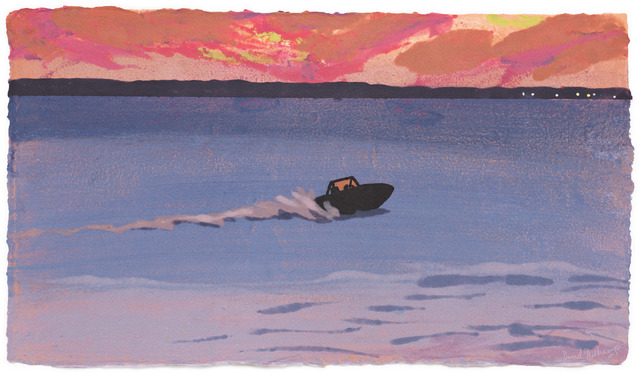 , 'Sunset in a Bucket,' 2015, Pace Prints