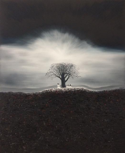 , '天邊有棵樹 A Tree In The Horizon,' 2016, Art WeMe Contemporary Gallery