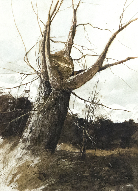 , 'Approaching Storm, New Branches,' 1972, Heather James Fine Art