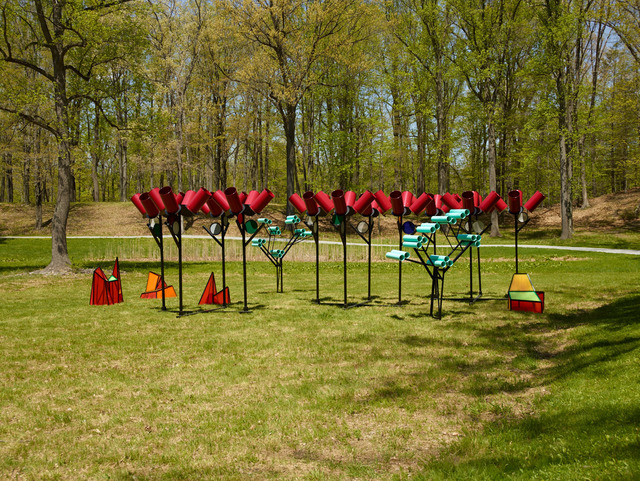 , 'Alternative Landscape Components ,' 2006, Storm King Art Center