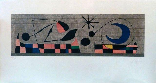Joan Miró, 'Moon Wall ', 1958, Le Coin des Arts
