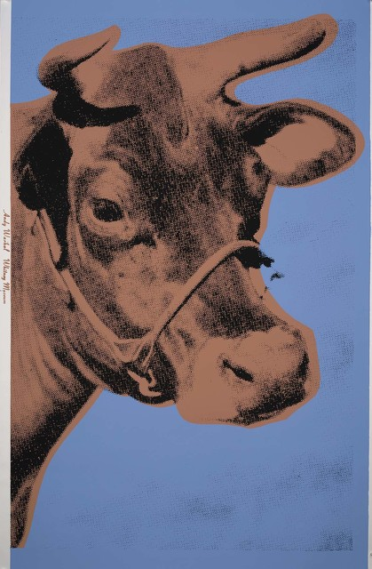 , 'Cow 11A,' 1971, Zemack Contemporary Art