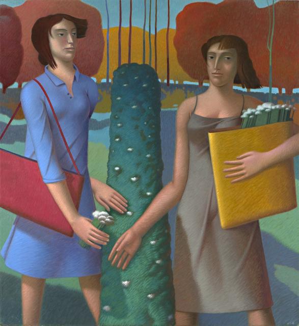 Vincenzo Calli, 'Raccolta di Essenze', Nüart Gallery