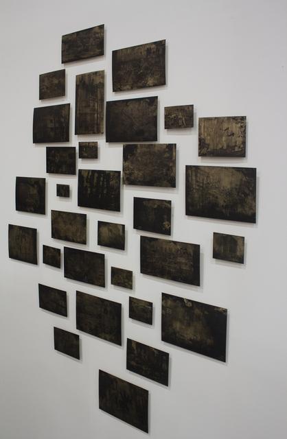 , 'Estructura vacía / Arquitectura cancelada (Empty Structure / Cancelled Architecture),' 2013, Josedelafuente
