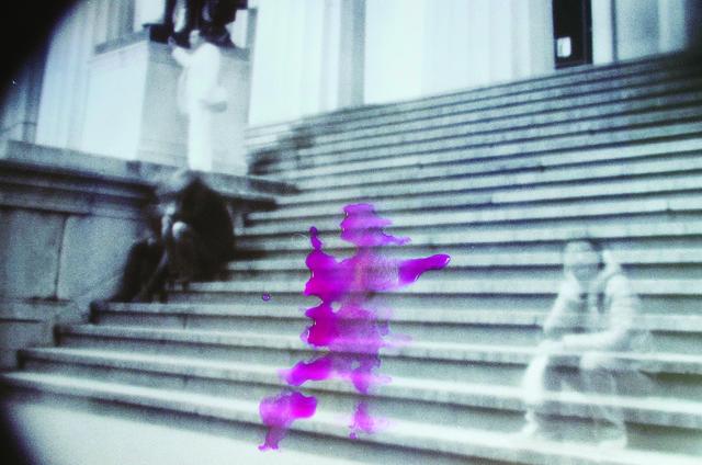 , 'Wall street shuffle,' 2012, Anna Laudel