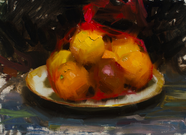 , 'A Study of Citrus,' 2014, Gallery 1261