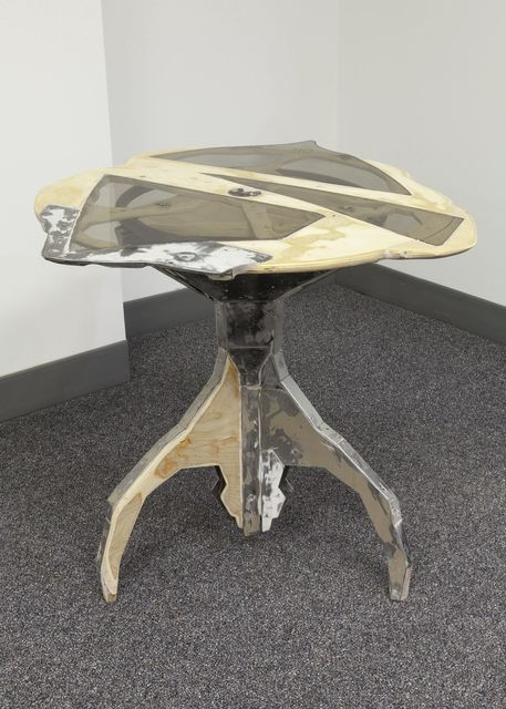 , 'Fragments side table,' 2017, Rhona Hoffman Gallery