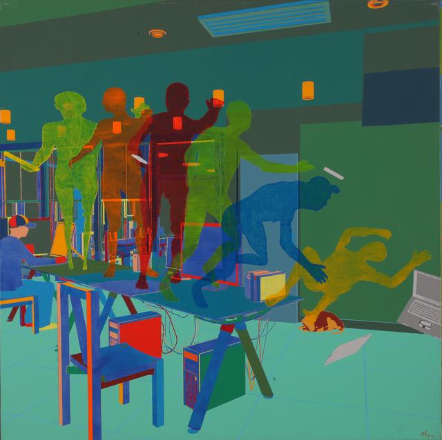 , 'Blind,' 2015, Eli Klein Gallery