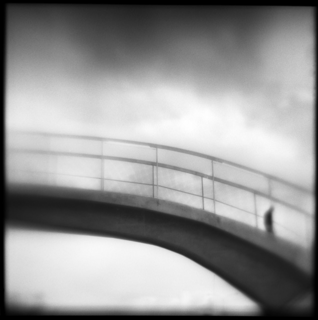 Susan Burnstine, 'Bridge To Nowhere, from 'On Waking Dreams'', n.d., Etherton Gallery