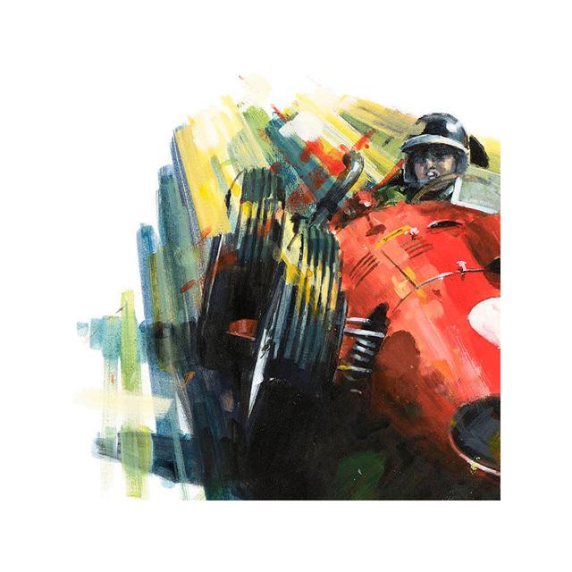 John Ketchell, 'A Colourful Champion', 2014, Whyte Fine Art