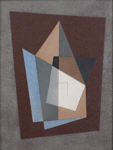 , 'Divided Planes,' 1942, Weinstein Gallery