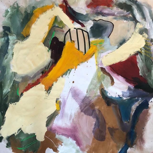 , 'Orange Blossom Winter,' 2018, Quogue Gallery