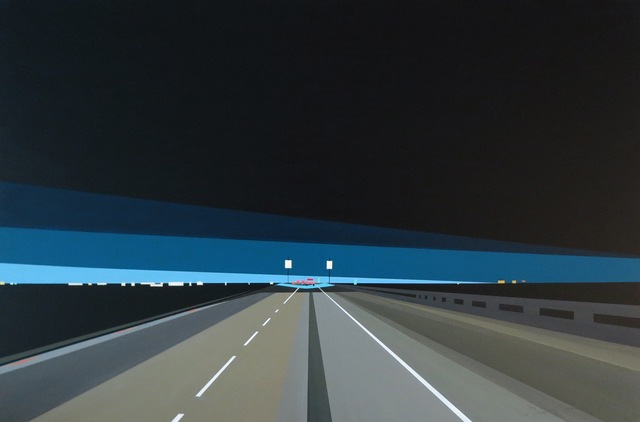 , 'Nearing New Orleans,' 2015, Octavia Art Gallery