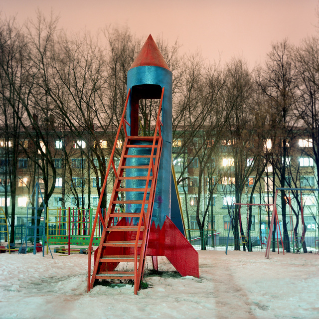 , 'Playground,' 2010, Glaz Gallery