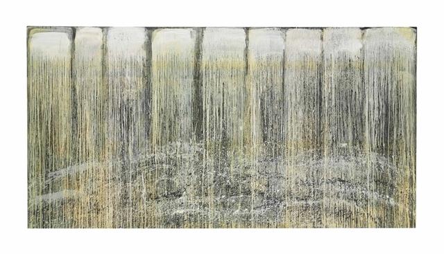 Pat Steir, 'Mountain Water Painting', Christie's