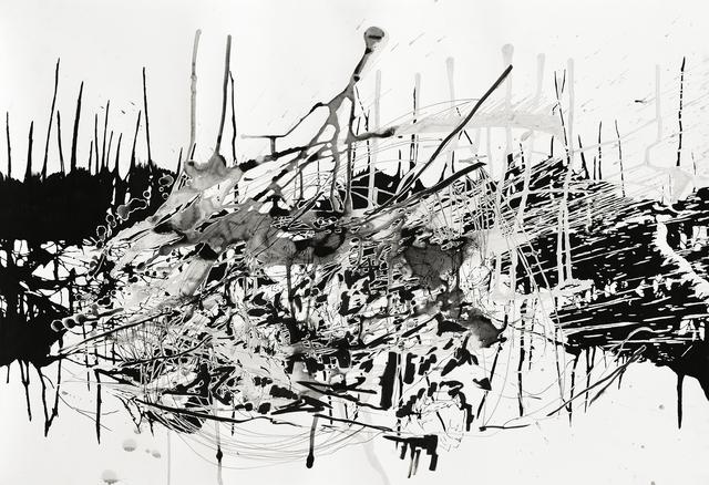 , 'Rifts of Absence 03,' 2010, Galerie Nikolaus Ruzicska