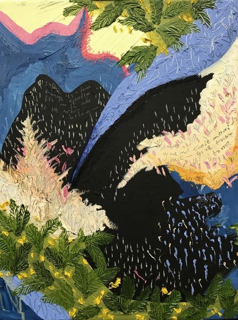 Michaela Yearwood Dan, 'Mon Triste Ami', 2019, Tiwani Contemporary