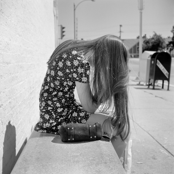 Vivian Maier, '0131536 – Untitled, 1971 Girl Reading', 2017, KP Projects