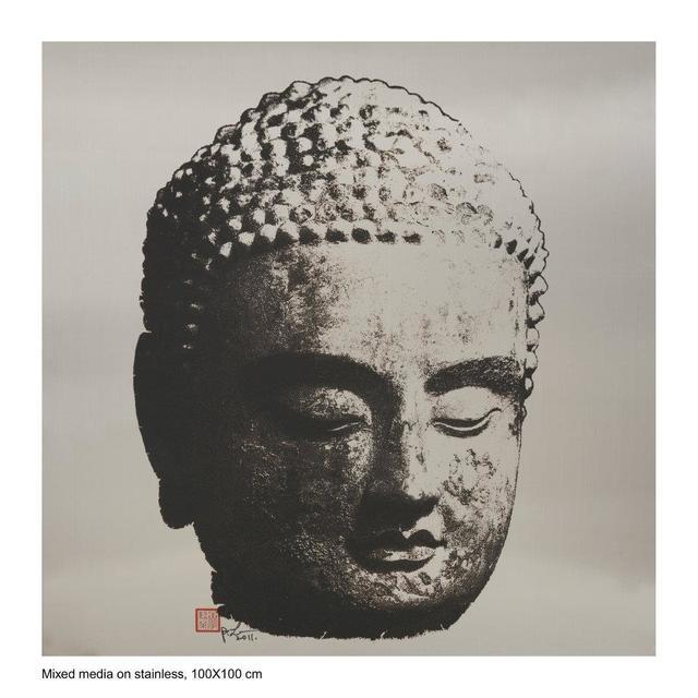 , 'Buddha,' 2016, Yuan Ru Gallery