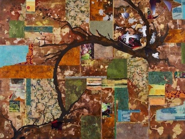 Lauren Jones Worth, 'Muddy Waters', 2011, Walter Wickiser Gallery