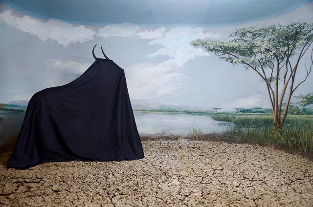 , 'In the Days of a Dark Safari #5,' 2017, Goodman Gallery