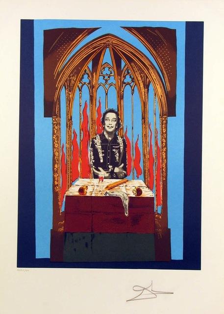 Salvador Dalí, 'Dali's Inferno ', 1978, Gregg Shienbaum Fine Art