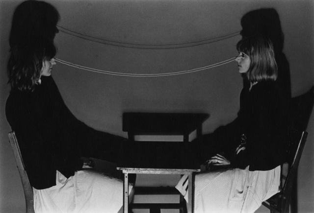 , 'Two Girls,' 1975, Deborah Bell Photographs
