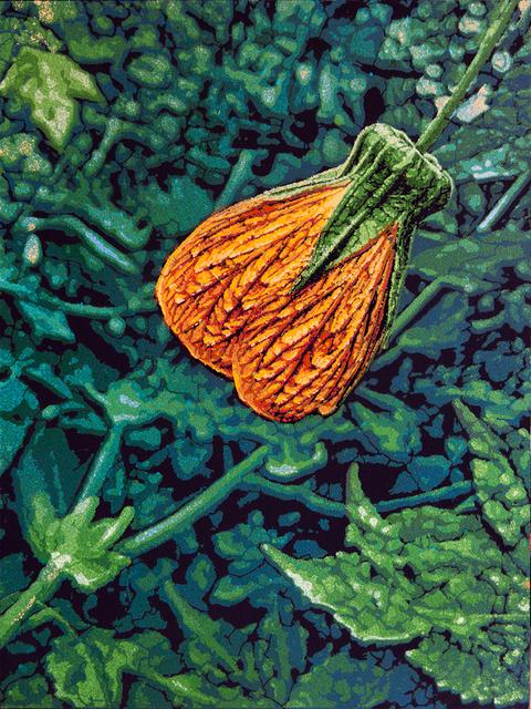 Logan Hicks, 'Monet Flower Closeup - Flower 6 ', 2019, Taglialatella Galleries