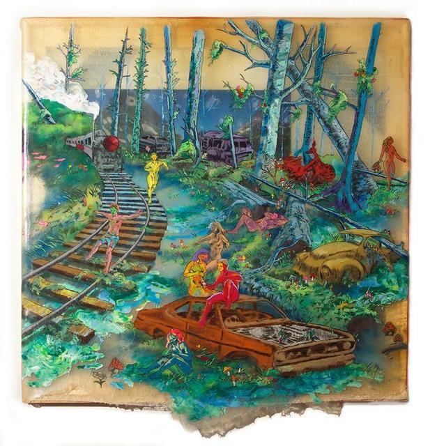 , 'Junkyard Romance,' 2015, Linda Warren Projects