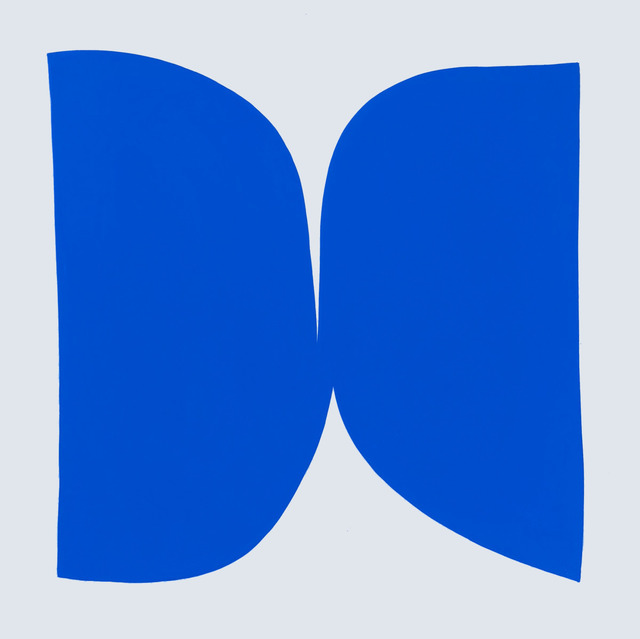 , 'Blue Flow,' 2018, MARUANI MERCIER GALLERY