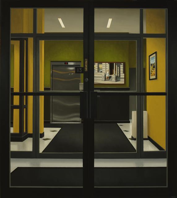 Peter Harris, 'Lobby at #13', 2016, Mira Godard Gallery