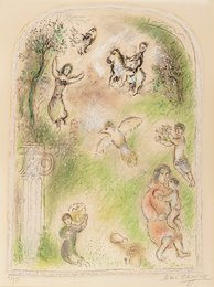 Le jardin de pomone (Garden of Pomona) (from In the Land of Gods album)