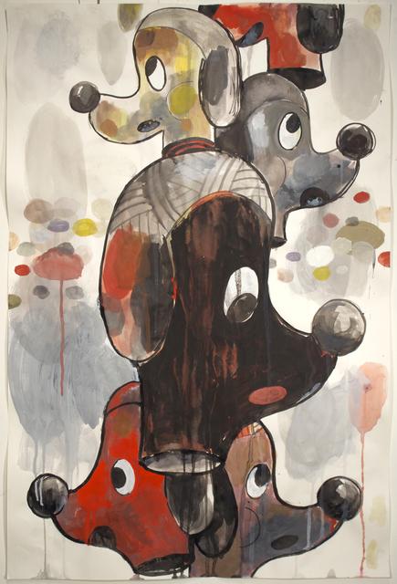 , 'Gathering 1,' , Gail Severn Gallery