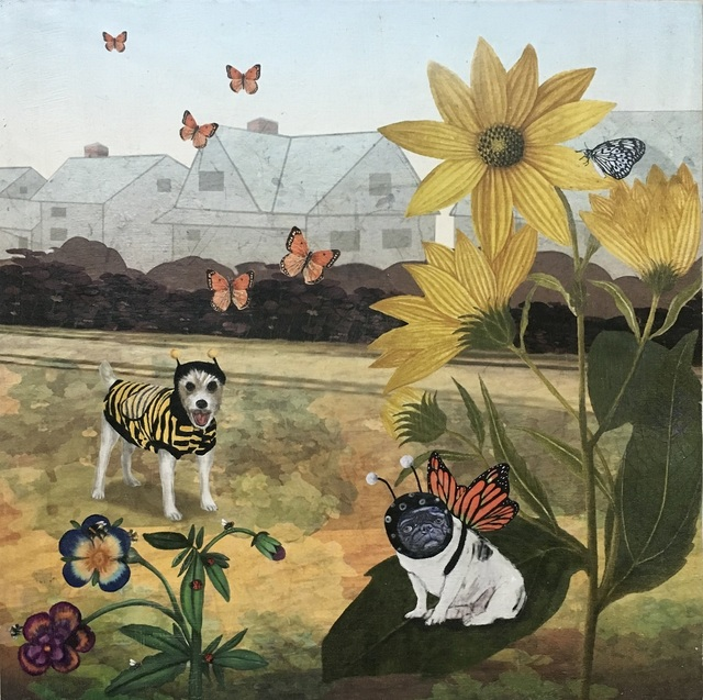 , 'Lots of Bees and Butterflies,' , Sparrow Gallery