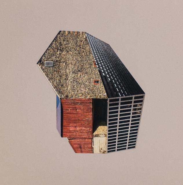 Krista Svalbonas, 'Migrants 52', 2016, Upfor
